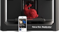 MakerBot aplikacija i printer