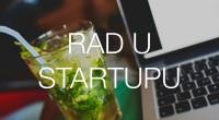 Rad u startupu