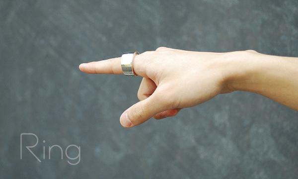 Ring se ne nosi na prstenjaku, nego na kažiprstu (izvor: Kickstarter)