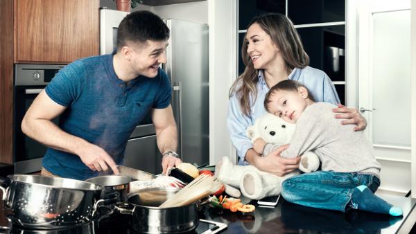 Roditelji s prvim djetetom ciljana su skupina Teddy the Guardiana