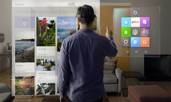 Windows Holographic projekat i Holo Lens naočare