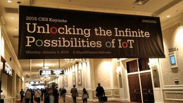 Glavna keynote prezentacija bila je posvećena upravo Internet of Things tehnološkim dostignućima.