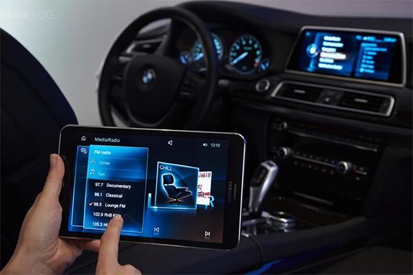 Prepoznavši potencijal, Samsung i BMW najavili su uzajamnu saradnju koja se zasniva na povezivanju automobila i različitih mobilnih uređaja.