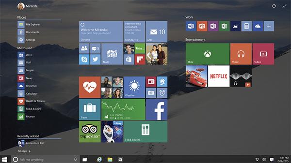 Lični asistent Cortana postaje sastavni deo Windows 10 operativnog sistema.