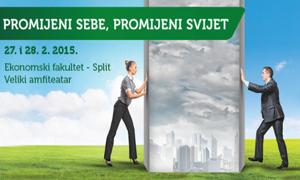 Konferencija je otvorena učenicima srednjih škola, studentima i  poduzetnicima