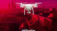 Dronovi će na licu mjesta demonstrirati brzinu interneta koji HT nudi.