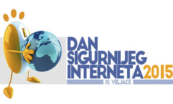 Nekoliko je aktivnosti povodom dana sigurnijeg interneta organizirano u hrvatskim školama.