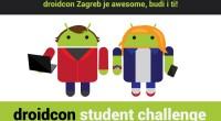 Studenti, sudjelujte u natjecanju i osvojite  ulaznice za droidcon
