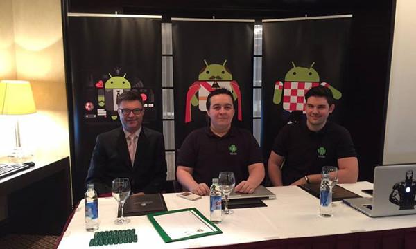 Troidov tim po prvi put konferenciju droidcon dovodi u Hrvatsku.