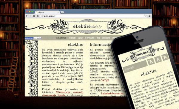 Trenutno je besplatno dostupno oko 300 naslova za osnovne i srednje škole, a brojka se konstantno povećava.