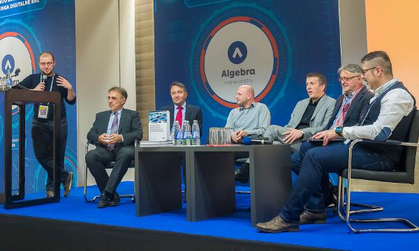 Kako se digitalizacija odražava u gospodarstvu i politici biola je tema završnog panela.