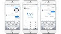 Facebook Messenger slanje novca