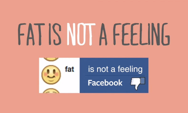 Feeling Fat Facebook