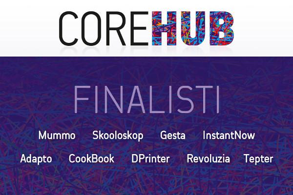 Tri finalista dobit će nagradu u iznosu od 5 tisuća dolara i postati partneri Core incubatora.