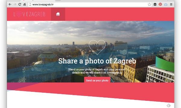 Love Zagreb naslovna