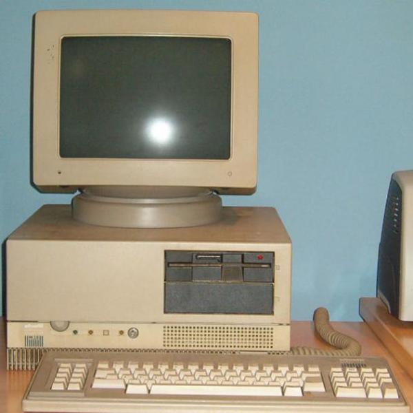 Olivetti M28, čudo tehnologije osamdesetih godina.