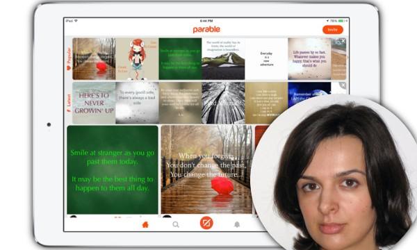 Natalia Burina već je bila suosnivačica u startupu koji je prodan eBayu, a za Parable je interes svojedobno pokazao Facebook.