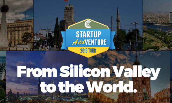 Za deset dana u Zagrebu staje turneja Startup Addventure.
