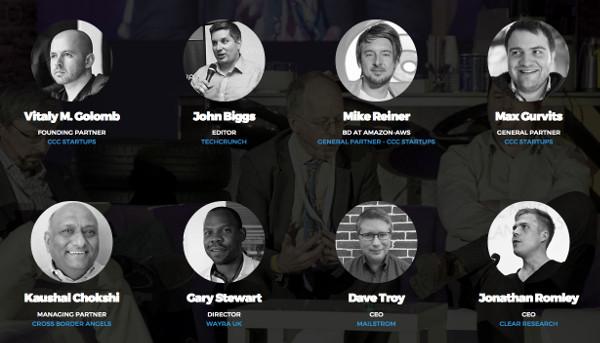 Dio govornika koji nastupaju na događajima - na popisu se nalazi i ovdašnja uspješnica, Mate Rimac.