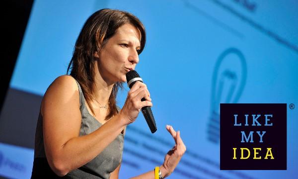 Vedrana Miholić iz CROZ-a objašnjava na koji način funkcionira Like My Idea.