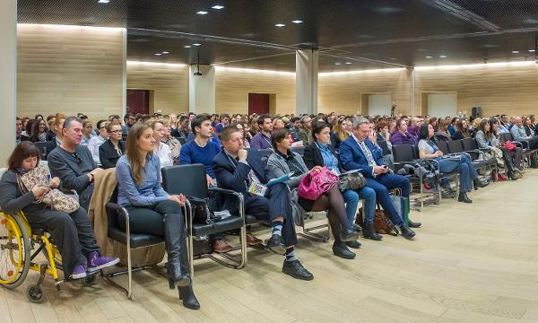 Konferencija je okupila  više od 350 posjetitelja.