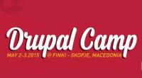 Drupal Camp okupit će ljubitelje ovog CMS-a u Skopju.