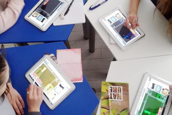 U IX. Gimnaziji većina nastave u Učionici budućnosti