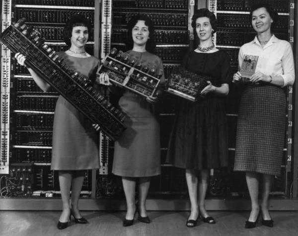 """TIm koji je obavio """"softverski"""" dio posla na ENIAC-u sačinjavale su isključivo žene."""