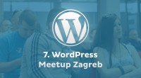 7. WordPress Meetup Zagreb