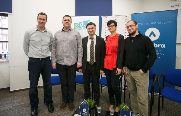 Rezultate istraživanja te svoje projekcije za sljedeću godinu predstavili su kroz panel raspravu Algebrin Hrboje Balen, osnivač StartLabsa Nebojša Lazić, Darko liović iz HAMAG-BICRO-a te Netokracijini tena Šojer i Ivan Brezak Brkan.