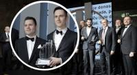NAgradu poduzetnika godine odnijeli su Nanobitovi Alan Sumina i Zoran Vučinić.