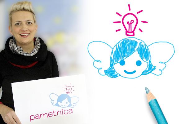 Irena Orlović, autorica aplikacije Pametnica i vlasnica tvrtke Harfa (Slika korištena u ilustraciji: Tino Juric/PIXSELL)