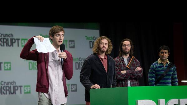 Što se dogodilo nakon pobjede Pied Pipera na TechCrunch Disruptu?
