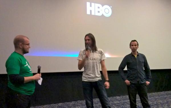Hrvoje Prpić i  Berislav Marszalek usporedili su svoja startuperska iskustva s onima u seriji.