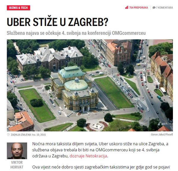 Telegram.hr reagirao je najbrže