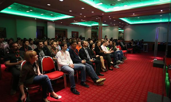 Na konferenciji su se dotakle razne teme vezane uzrazvoj na platformi Android.