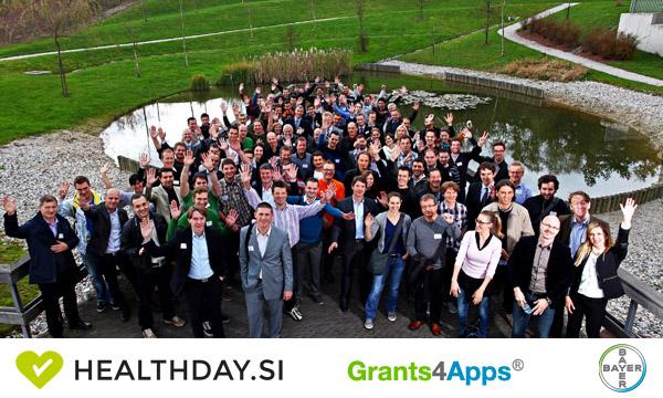 grants4Apps bayer healthday