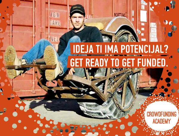 Od svibnja 13 projekata sudjeluje u crowdfunding akademiji, a sad će se predstaviti na konvenciji.
