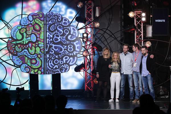 Web.burza je za Podravkinu stranicu osvojila nagradu MIXX na nedavno održanim danima komunikacija (slika:  Grgur Žućko, Pixsell)