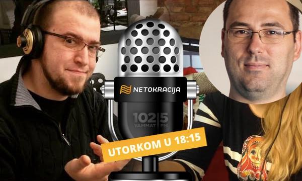 Radio Netokracija Lukac naslovna