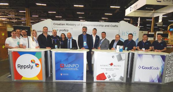 Na sajmu se predstavilo 6 hrvatskih tvrtki.