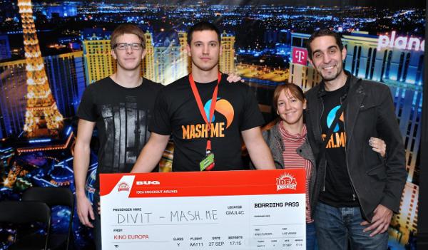 Prošlogodišnji pobjednik - DIvIT i projekt MashMe.