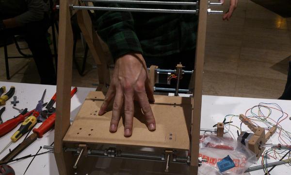 3D pisače koji se u Radioni mogu koristiti sastavili su sudionici jedne od radionica.
