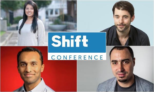 Na Shift Conference dolaze predstavnici različitih VC fondova.
