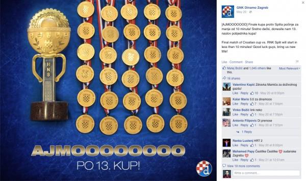 Dinamo i kup vizuali