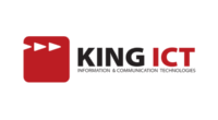 KING ICT logo