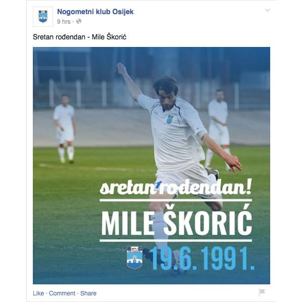 NK Osijek vizual