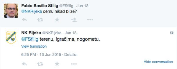 Rijeka i komunikacija na Twitteru 4