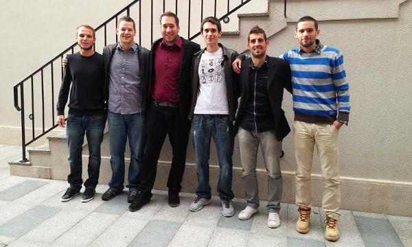 Tim je svoje prve korake napravio u Poslovnom inkubatoru Rijeka.