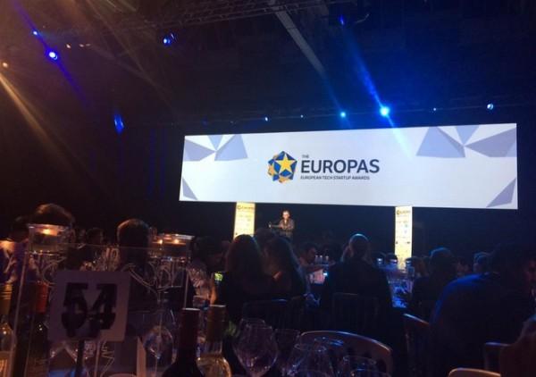 The Europas je održan u Londonu.